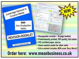 Creative iMedia - R081 Revision Guide Sample (...of the print version)