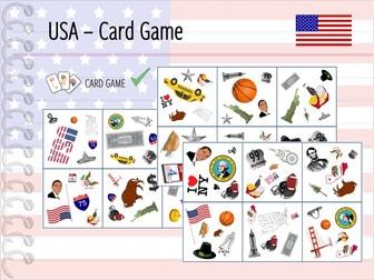 USA - Card Game