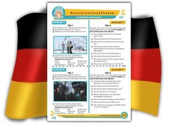 Zukunft - German Speaking Activity