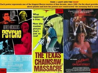 EDUQAS AS MEDIA, YEAR 12- ADVERTISING & MARKETING, 'KISS OF THE VAMPIRE': REP & CONTEXTS (SEC A)