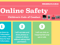 Online Safety Children's Code of Conduct and Parent's Online Safety Guide