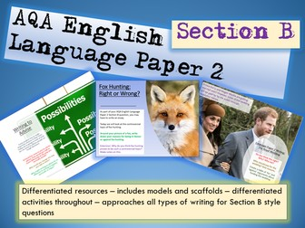 AQA English Language Paper 2 Question 5