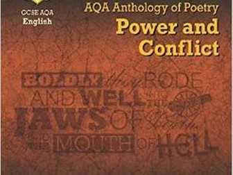 Poetry - Power and Conflict