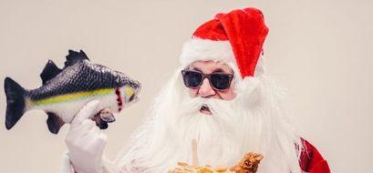 A Christmas Carol homework takeaway menu