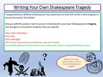 Shakespeare Tragedy