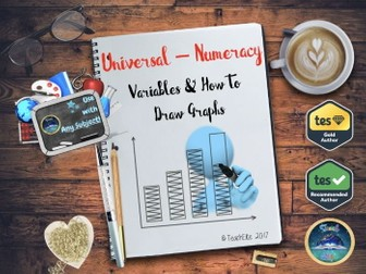 Back to School  - Numeracy - How to Create Graphs