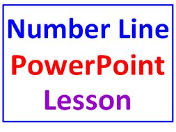 Number Line PowerPoint Lesson