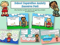 School Separation anxiety