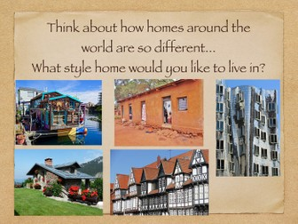 Houses and Homes from Around the World