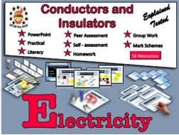 Current Electricity - Conductors and Insulators KS3