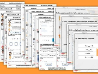 Year 3/4 Mixed Age Autumn Block 3 Step 10 Lesson Pack