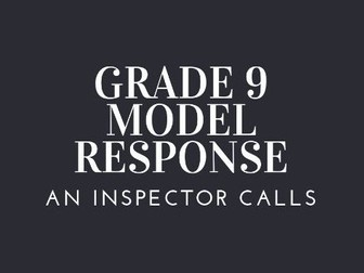 GRADE 9 MODEL GERALD IMPORTANCE WITH FREE PLAN