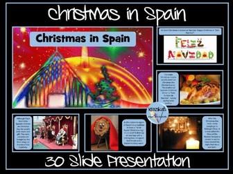Christmas in Spain/Navidad