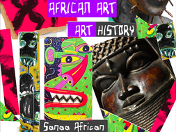 Africa ~ Art ~ Art History ~ African ~ Art ~ 152 Slides