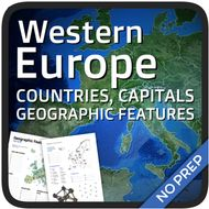 Western-Europe-Geography.zip