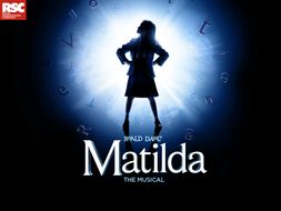 Matilda The Musical Plot Teacher Resource Pack