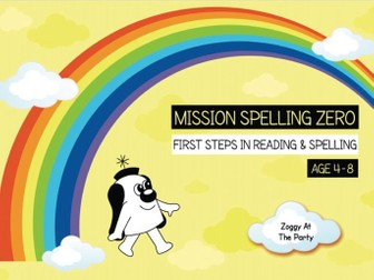 29.Phonics And Spelling Practice: Zoggy At The Party
