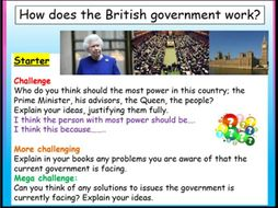 UK Government + Parliament