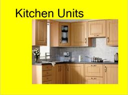 Kitchen unit power point