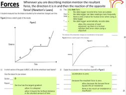 Physics Combined Science Revision AQA Paper 1 and 2