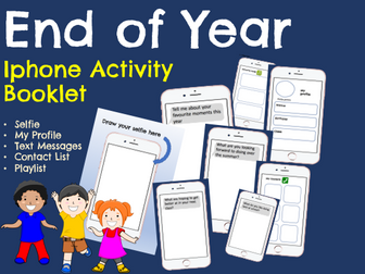 End of Term Activity Booklet