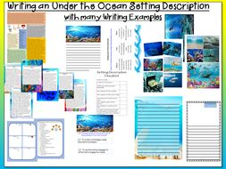 Writing: Under the Ocean Setting Description