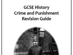 KS4 History Crime and Punishment Revision Booklet