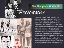 Dr Sam Sheppard Murder Trial F. Lee Bailey + Quiz + Flashcards = 64 Slides