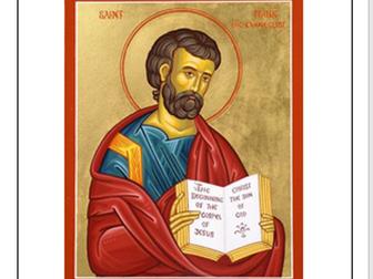 AQA RS St. Mark's Gospel Full Revision Guide