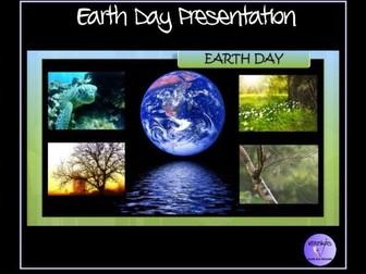 Earth Day Presentation
