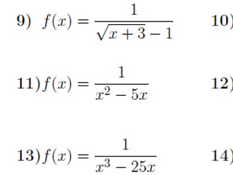 9 GCSE/IGCSE Math worksheets (with solutions) by math_w