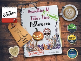 Halloween: Halloween & Day of the  Dead