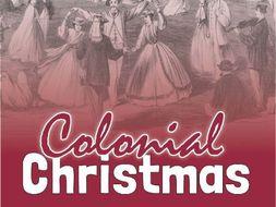 Colonial Christmas Resource Bundle