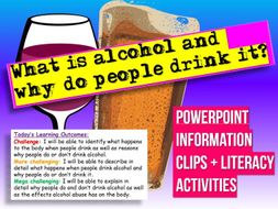 Alcohol  PSHE