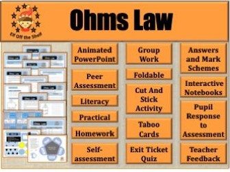 Current Electricity - Ohms Law KS3