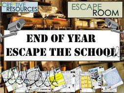 End of Term - Escape Room