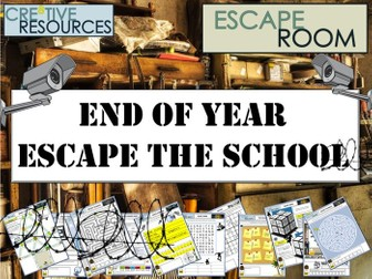 End of Term - Escape Room