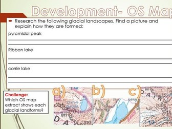 2017-2018 Year 11 OCR B Revision 9) Upland and Lowlands [2] FREE RESOURCE WITH ANSWERS