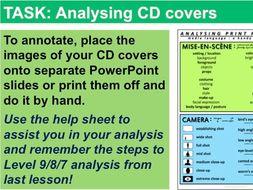 9-1 GCSE Media Studies Key Concepts lessons 11 & 12: Comparative Essay  Planning