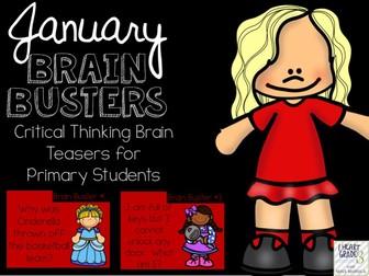 January Brain Busters