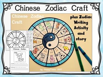Chinese New Year Zodiac Craft