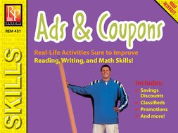 Practical Practice Reading: Ads & Coupons