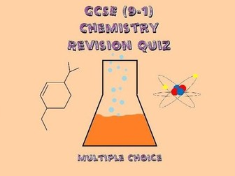 GCSE Chemistry Revision Quiz