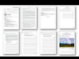 GCSE English Language 9-1 Paper 1