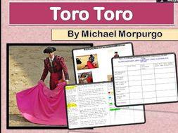 Toro-Toro by Michael Morpurgo EXTRA RESOURCES
