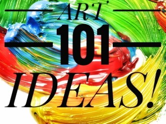 Art. Primary Art. 101 Ideas