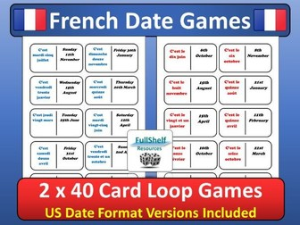 French Dates Games