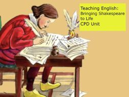 Teaching English: Bringing Shakespeare to Life