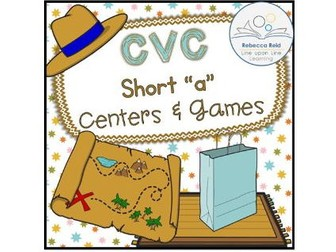 """CVC Short """"A"""" Centers and Games"""
