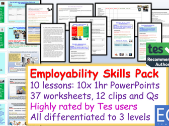 Employability / Work Skills / Careers